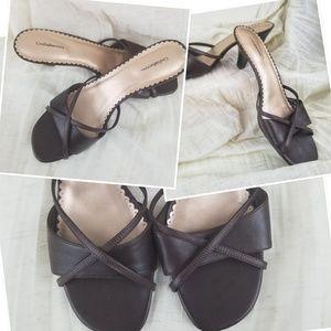 Slip-on heel
